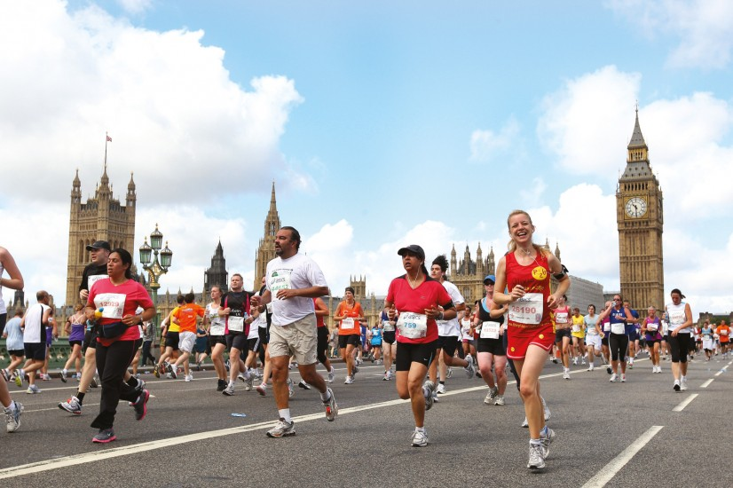 British 10k London Run for brain tumour support