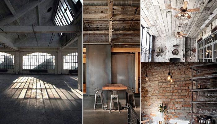 Loft Look Interior Foundations