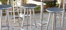 Outdoor High Stools