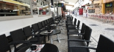 All Weather Weave Cafe Chairs