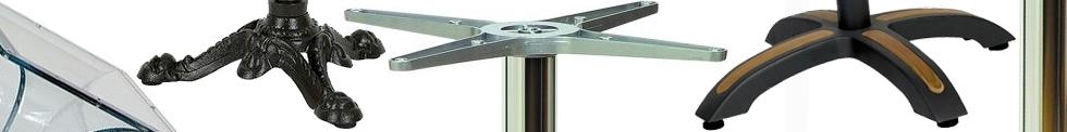 Aluminium Table Bases