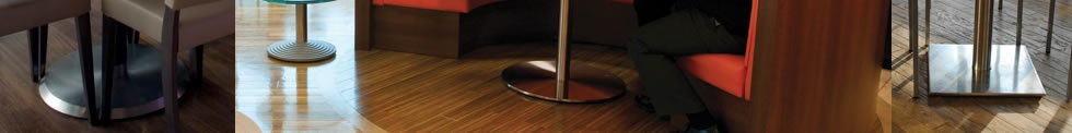 Floor Fixed Table Bases