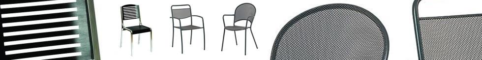 Outdoor Steel Furniture