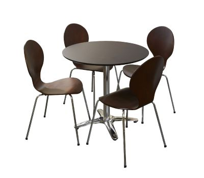 Butterfly Chair Bistro Set 2