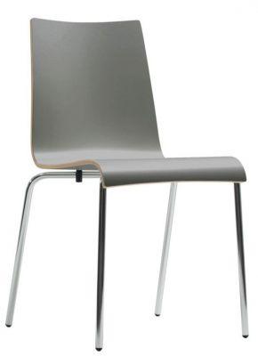 Rio Designer Lamimate Chair In Anthracite