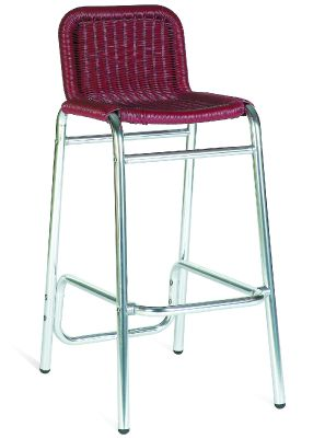 Catalina Highstool Burgundy