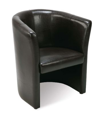 Club Leather Tub Chairs