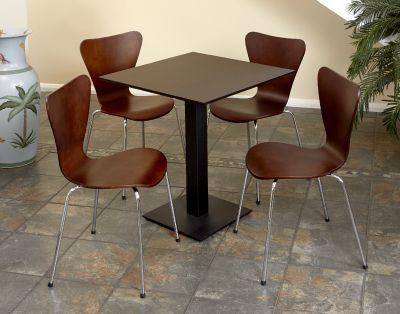 Cafe Fresh Torino Black Profile Square Wenge 2813