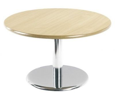Round-Coffee-Table-with-Beech-Top-and-Chrome-Base-compressor