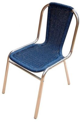 Traditional-Outdoor-Aluminium-Chair-with-Colour-Weave-Seat-compressor