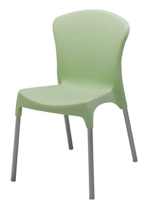 Caralla Thermoplastic Indoor And Outdoor Chair Cafe Reality