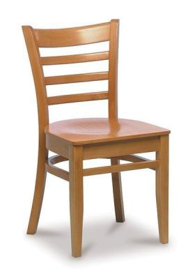 Classic All Wood Finish Dining Chair