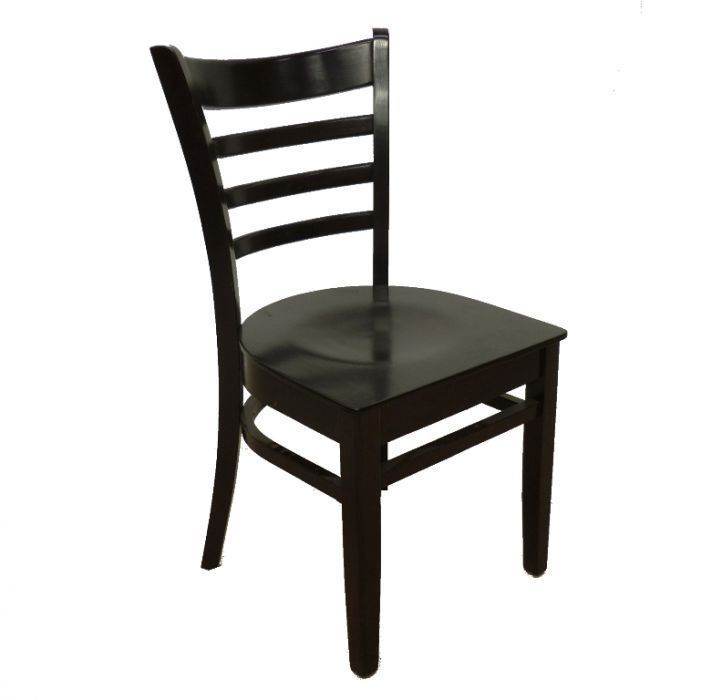 Wooden Dining Chairs In 3 Frame Finishes Devon Cafe