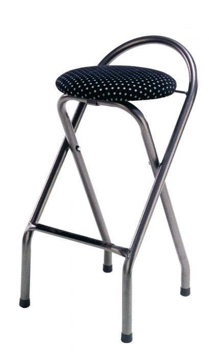 Popular folding bar stool cafe reality for Folding bar stools ikea