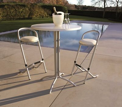 Ensor Stackable Bar Stool Cafe Reality