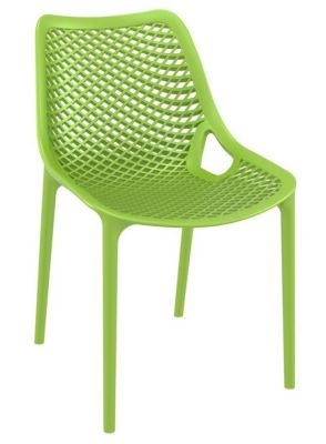 Lime Green Designer Poly Chair