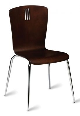 Pela Chair In Wenge