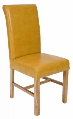 Doncaster Leather Dining Chair