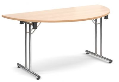 Next Day Half Moon Folding Table Thorex Cafe Reality