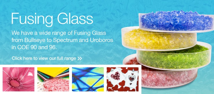 Fusing glass