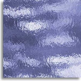 Pale Blue Rough Rolled