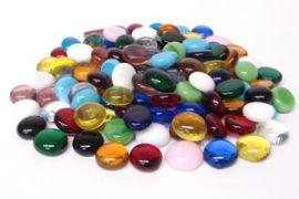 S96 Mixed Colour Assortment Pebbles