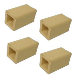 """3"""" Kiln Posts - Pack of 4"""