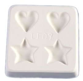 Hearts & Stars Mould