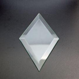 Bevel - Diamond (7.5cm sides)