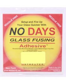 No Days Glass Fusing Adhesive