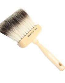 Badger Softening Brush - Large 4""