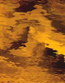 Spectrum Waterglass - Mid amber