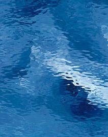 Spectrum Waterglass - Mid blue