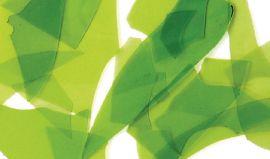 System 96 Confetti - Yellow Green