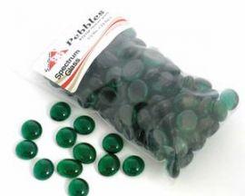 Light Green Pebbles - transparent