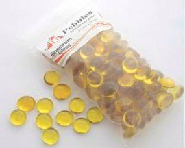 Yellow Pebbles - transparent