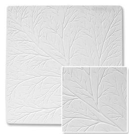 """Net Leaf Texture Mould 9"""" x 9"""""""