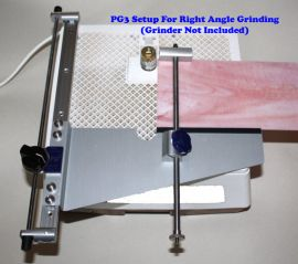 Precision Glass Grinding Guide PG3 - for Grinders