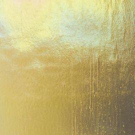 System 96: 3mm - Medium Amber Gold Iridescent Transparent