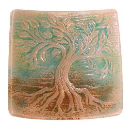 Small Tree Of LifeTexture Mould 7x7""