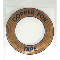Edco Copper Foil - 3/16 inch