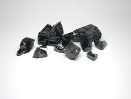 Dark Black Casting Rocks - 1.36kg (3lb)