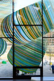 Artist Talk: Alexander Beleschenko 'Art Glass in Architecture' 13 July 2017