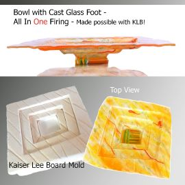 Introduction to Mould Making with Kaiser Lee Board, with Petra Kaiser
