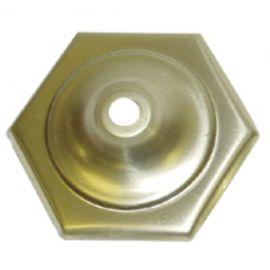 Hexagon Vase Cap 3 Inch