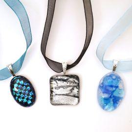 Silver Plated Art Bails Assortment - 8 Pack