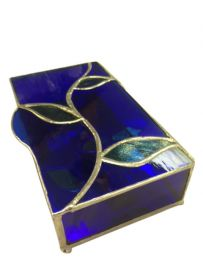 Make a Stained Glass Box (3D Copper Foiling Course)