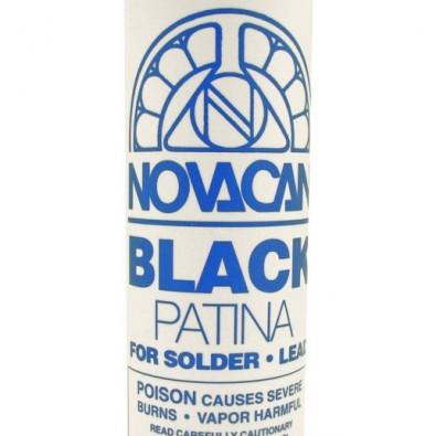Novacan - Black Patina for Solder
