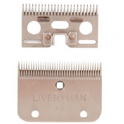 Liveryman Clipper Blades (also fits Wolseley/Liscop) - all grades