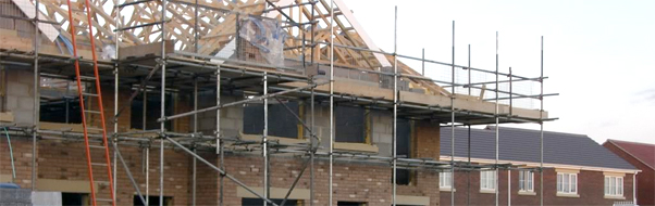 House building increase raises construction output, ONS reports